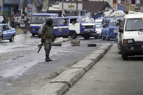 port harcourt nigeria bomb explodes outside court in port harcourt