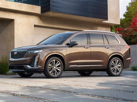 2020 Cadillac Xt6 by 2020 Cadillac Xt6 Debuts With Three Rows Bold Styling