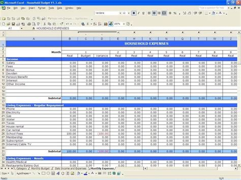 rental property expenses spreadsheet laobingkaisuo com