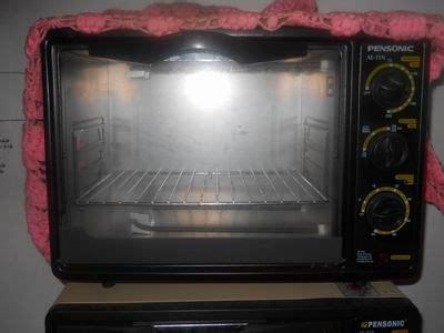 Oven Yang Kecil buat cupcake panduan bisnes cupcake dari rumah