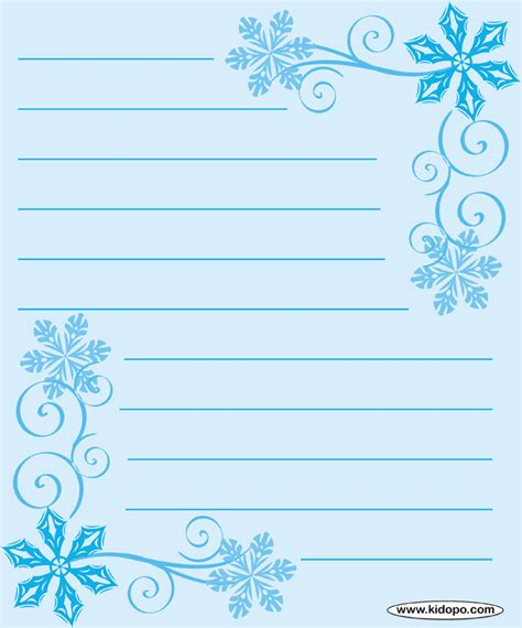 printable lined paper blue printable blue writing paper