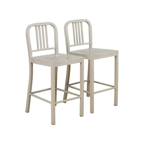 80 white metal chairs chairs