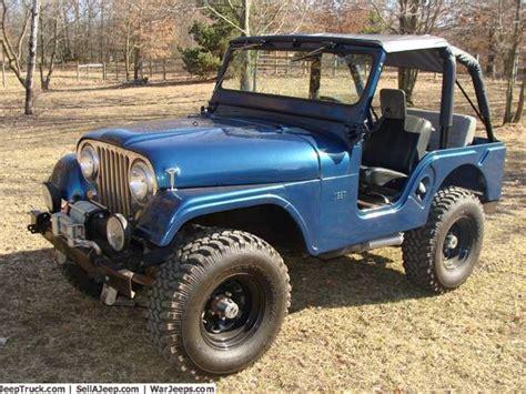 1966 Jeep Cj5 00i0i 318scz7nbaw 600x450