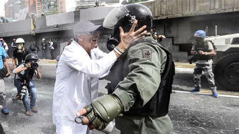Imagenes Impactantes De Venezuela | impactantes im 225 genes de represi 243 n a fotoperiodistas y