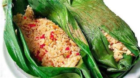 resep membuat nasi bakar ayam resep membuat nasi bakar ayam suwir