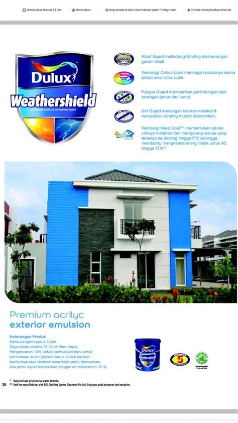 warna cat exterior rumah minimalis dulux ide perpaduan warna