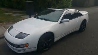 Nissan 300zx Top Speed 90 Nissan 300zx Turbo Z32 2 0 5 Speed T Top For Sale