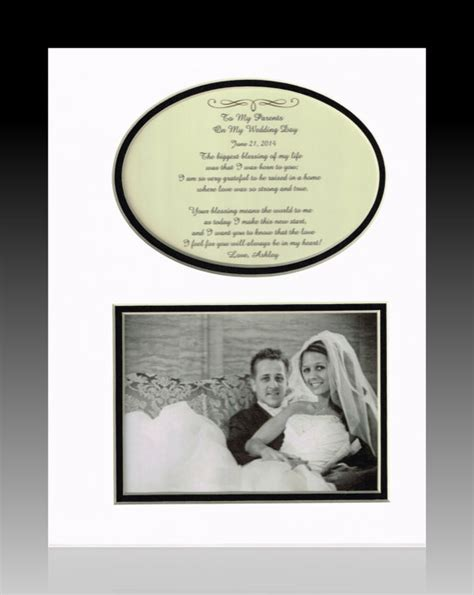 engagement gift from parents wedding gift for parents groom by thecustomquill