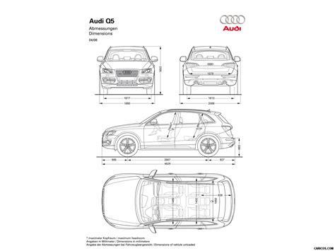 Audi Q 7 Interior Audi Q5 2009 Dimensions Wallpaper 157 1600x1200