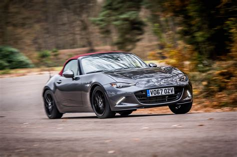 mazda mx 5 z sport features cherry roof motor trend