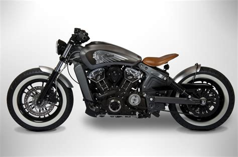 Test Ride An Indian Scout or Scout Sixty in Europe, Win a