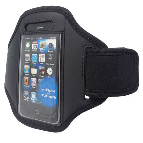 Galaxy X Armband Sportycase For Iphone 5 Sg Blue black sport running armband pouch holder cover for phones ebay