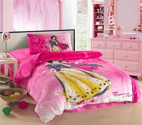 Create A World Of Magic With Fairytale Inspired Girls Snow White Bed Set