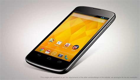 lg nexus 4 best price lg e960 nexus 4 price in india specification features