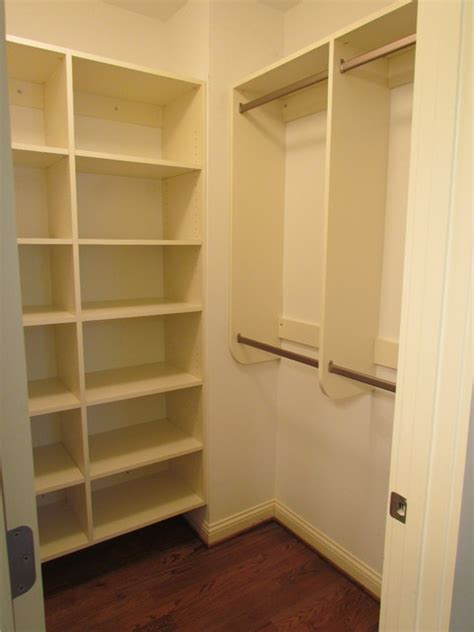 Master Closet Shelving Master Closet 11a Traditional Closet Atlanta By