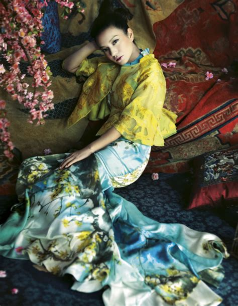 In Harpers Bazaar 3 by From China With Fashion