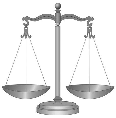 File:Scale of justice 2.svg - Wikimedia Commons Law Scale Of Justice