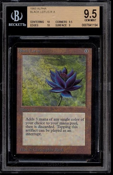 black lotus mtg ebay black lotus sells for 27k purple pawn