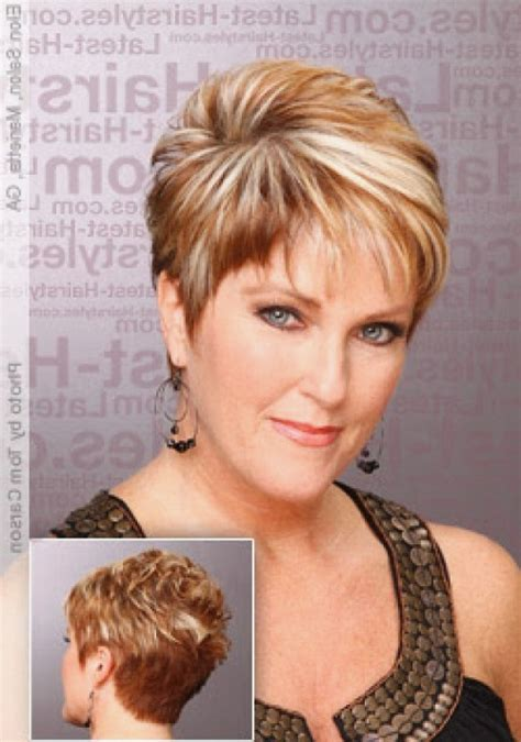 hairstyles for fine hair 50 plus short hairstyles creative short hairstyles for over 50