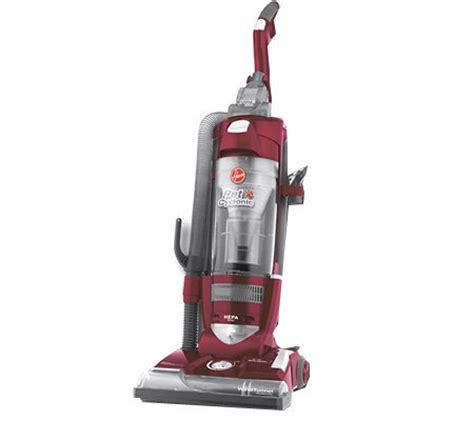 Vacuum Cleaner Maxhealth Ez Hoover Cyclone hoover windtunnel pet cyclonic upright vacuum page 1 qvc
