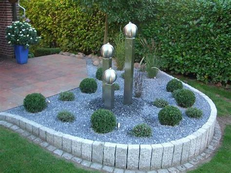 Gartenbrunnen Gestalten