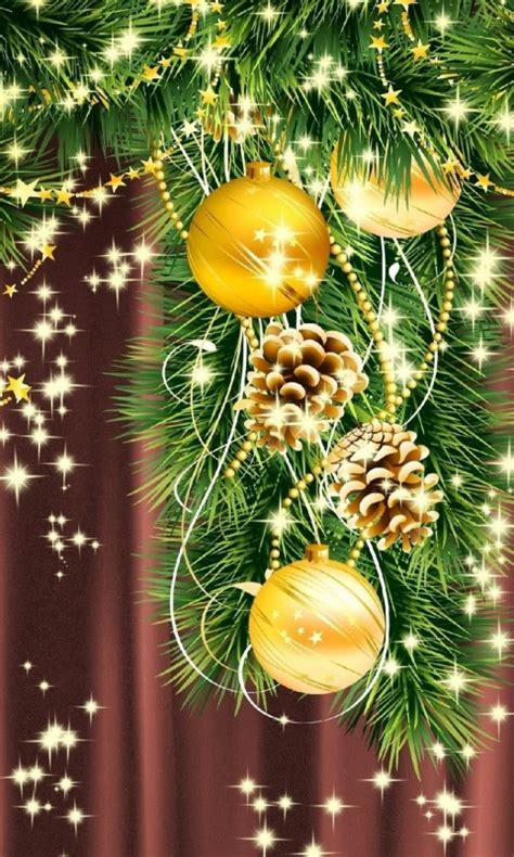 christmas smartphone wallpaper collection   xcitefunnet