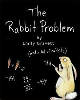 the rabbit problem emily gravett 9781442412552 amazon com books