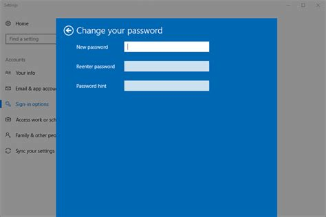 reset network password vista how do i change my password in windows