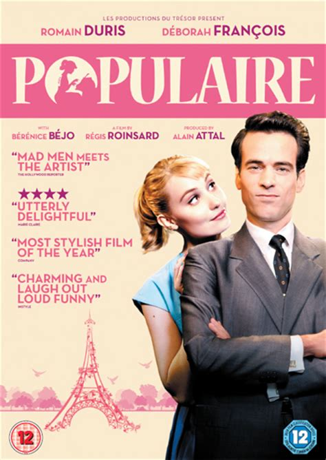 film romance populaire film review populaire french romantic comedy turns