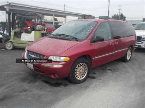 Chrysler Town And Country 1998 by 1998 Chrysler Town And Country