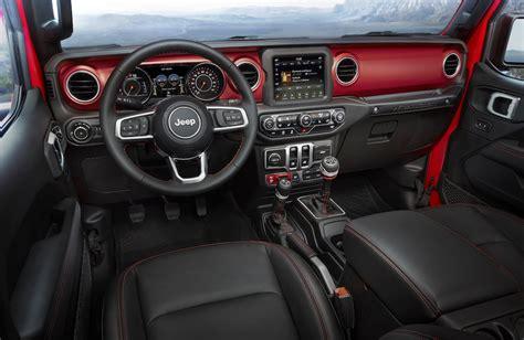 2018 jeep wrangler jl interior all 2018 jeep 174 wrangler rubicon the fast car