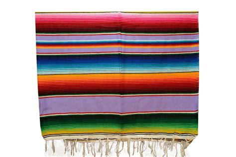 mexikanische decke bbbzz0violet mexikanische serape sarape decke