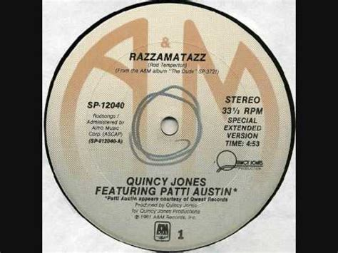 quincy jones razzamatazz lyrics patti austin rhythm of the street remastered version k