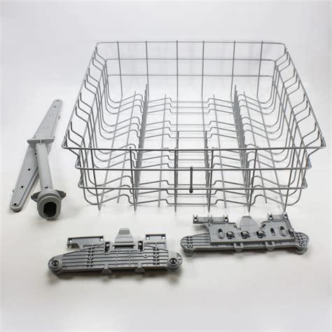 Rack Parts frigidaire spray arm rack assembly part 154468502