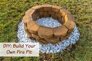 a backyard pit diy build a backyard pit