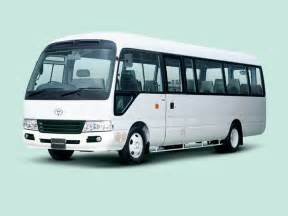 Car Rental Japan Review Toyota Coaster Review And Photos