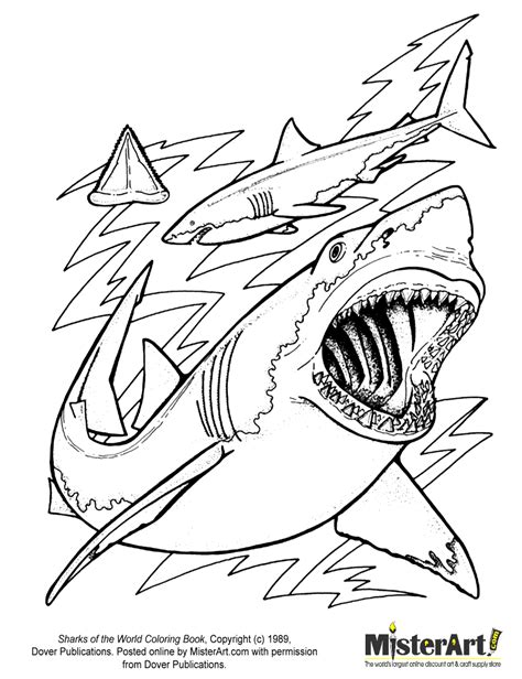 coloring book how great free coloring page sharks of the world coloring book