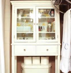 Bathroom Toilet Cabinet Bathroom Cabinet Above Toilet Home Furniture Design