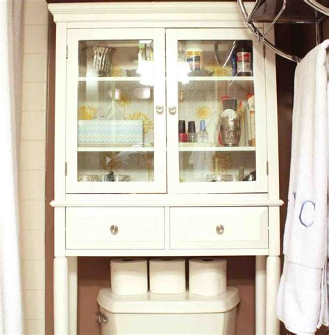 Bathroom cabinet above toilet home furniture design