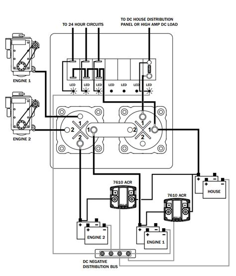 blue seas acr wiring diagram 7610 blue sea battery