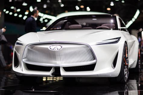 Infinity Auto In by Infiniti S New Concept Car Is A Land Yacht For