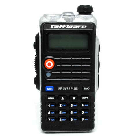 Taffware Walkie Talkie Dual Band 8w 128ch Uhf Vhf Bf Uvb2 Plus Taffware Walkie Talkie Dual Band 8w 128ch Uhf Vhf Bf Uvb2 Plus Black Jakartanotebook
