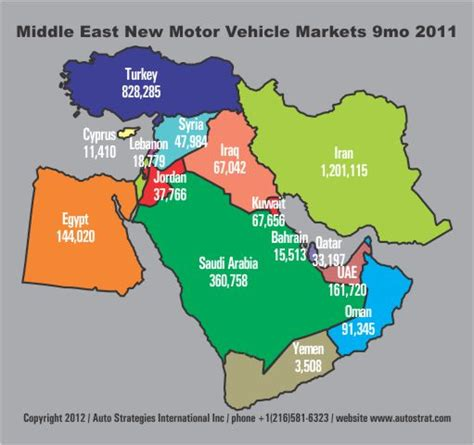 middle east map new the new map of middle east middle east map