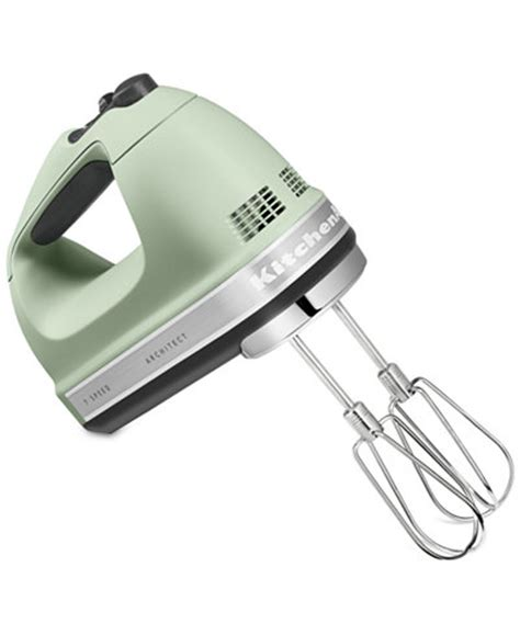KitchenAid KHM7210ACS Architect 7 Speed Hand Mixer, Only