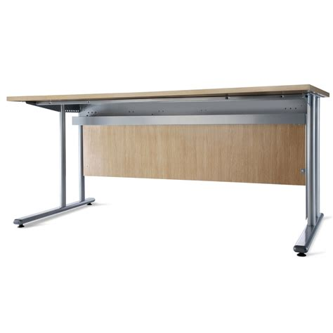 Cable Tray Desk by Emergent Crown