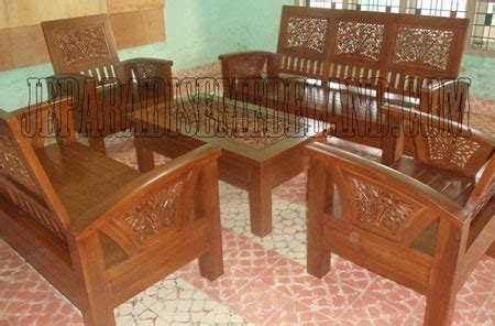 Kursi Bambu Murah Surabaya kursi tamu minimalis flamboyan mebel murah kursi tamu