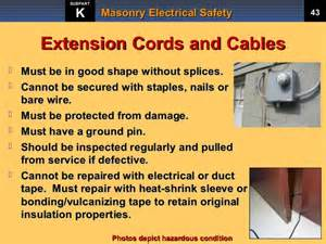 masonry electrical safety training by rocky mountain