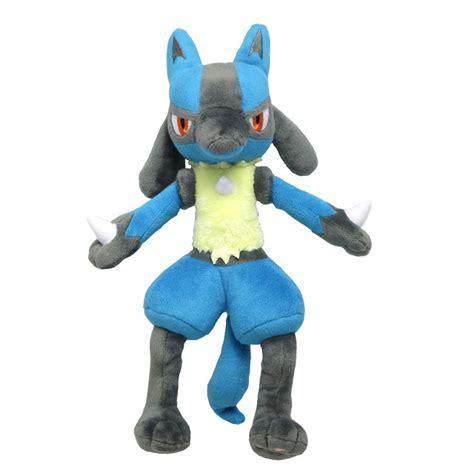 Pokemon 2015 ALL STAR COLLECTION Lucario Plush Toy SAN EI