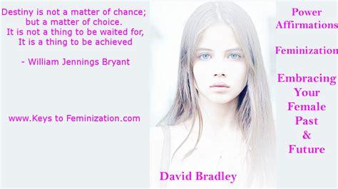 feminine affirmations for sissy boys power affirmations feminization embracing your female
