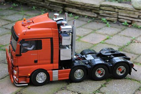 Tamiya Lkw Lackieren Lassen by Tamiya Tgx Dauerbaustelle Rc Modelle Das